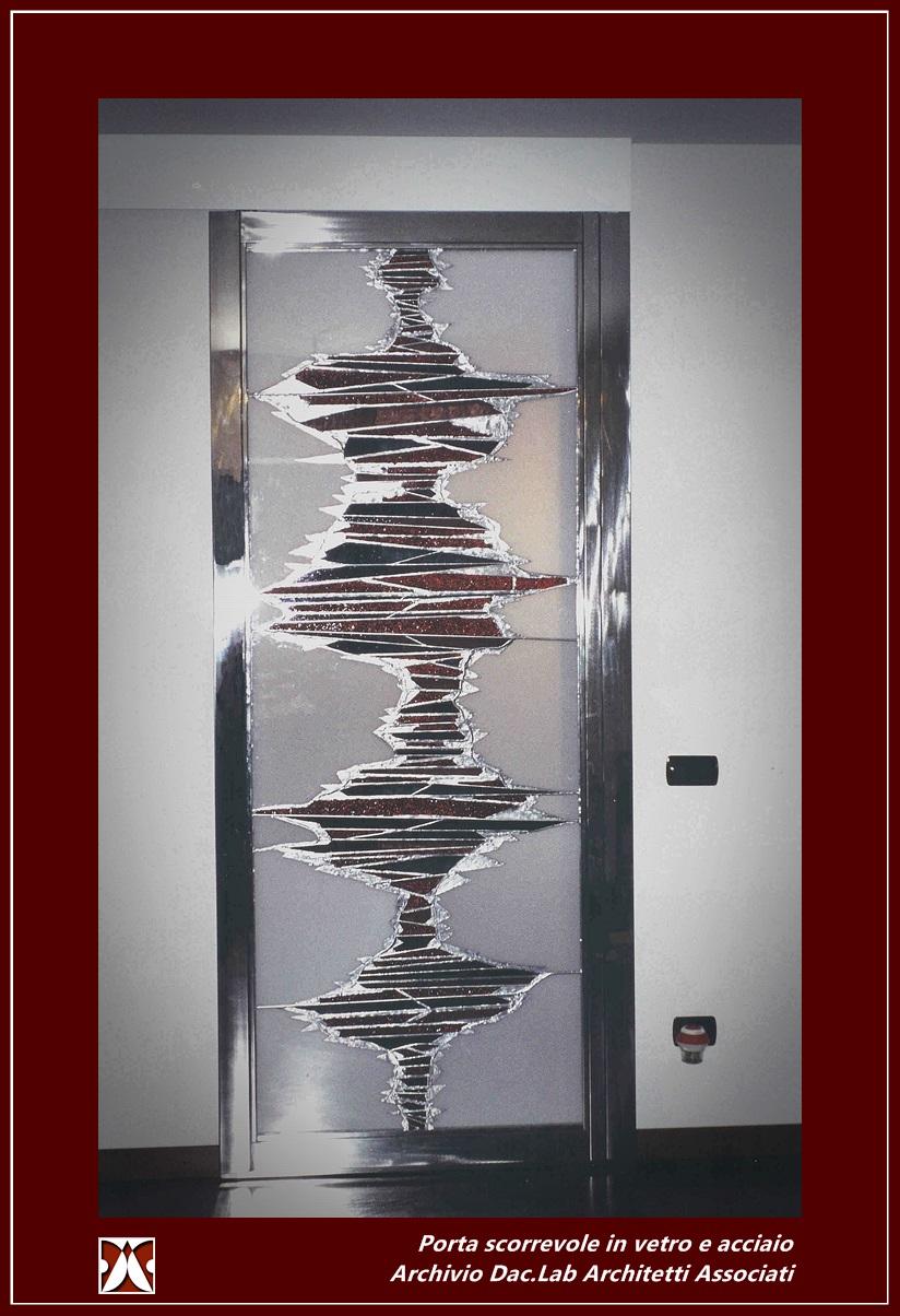 Porte scorrevoli vetrate il blog di dac lab architetti for Graniglia di vetro